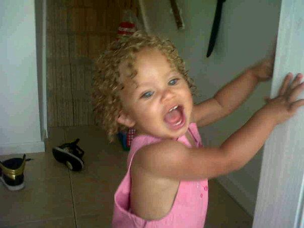 Chaya Ivy shouting at the neighbours..