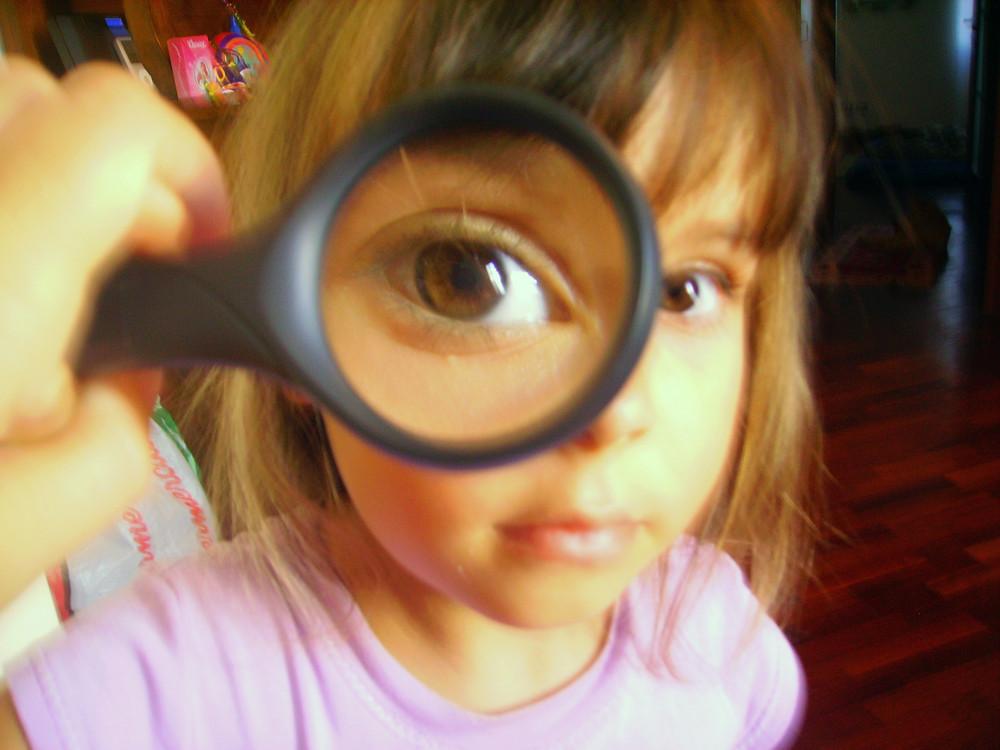 Che occhi grandi che hai..