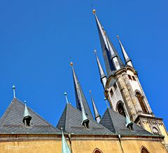 Cheb, Kirche St. Nikolaus