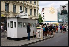 ...Checkpoint Charlie...