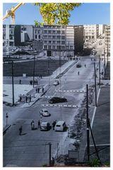 Checkpoint damals und heute