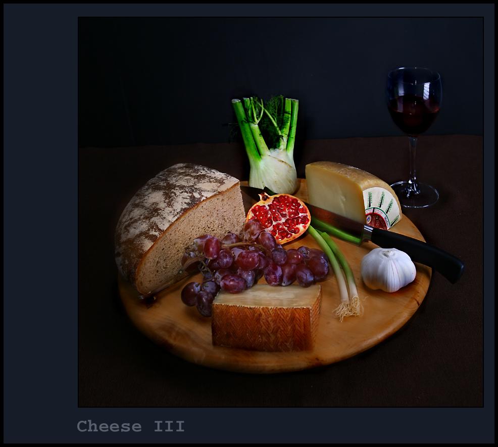 Cheese III