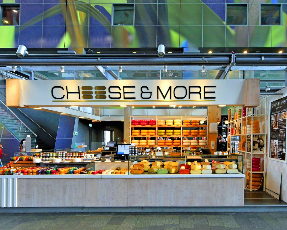 """ CHEESE & MORE """