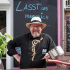 Chefkoch Andreas Neumuth - einer der sieben Spitzenköche in Kühlungsborn