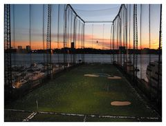 Chelsea Piers in Manhattan, New York City