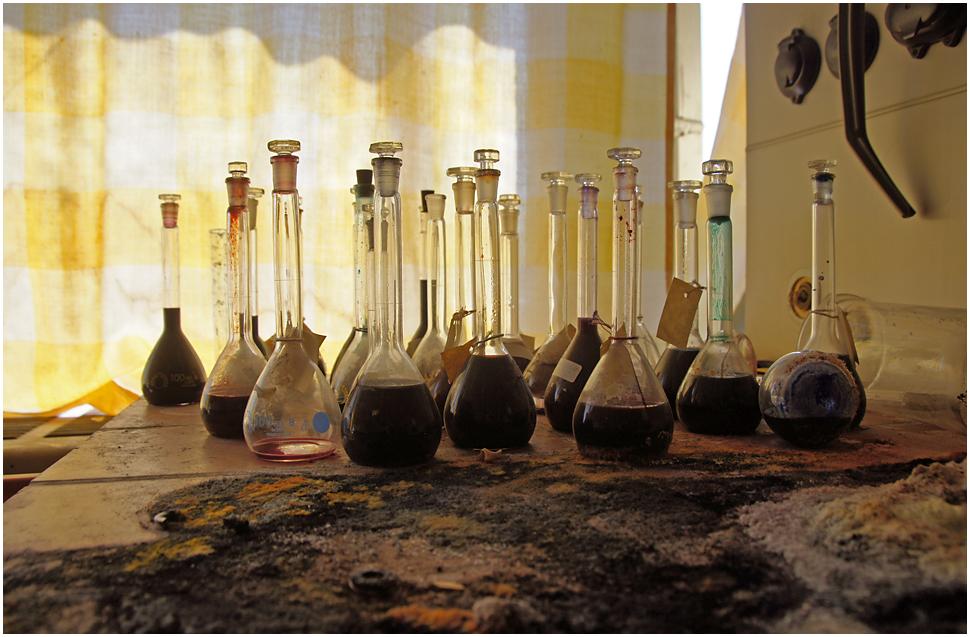 Chemiefaserfabrik, 30.04.11 – 15