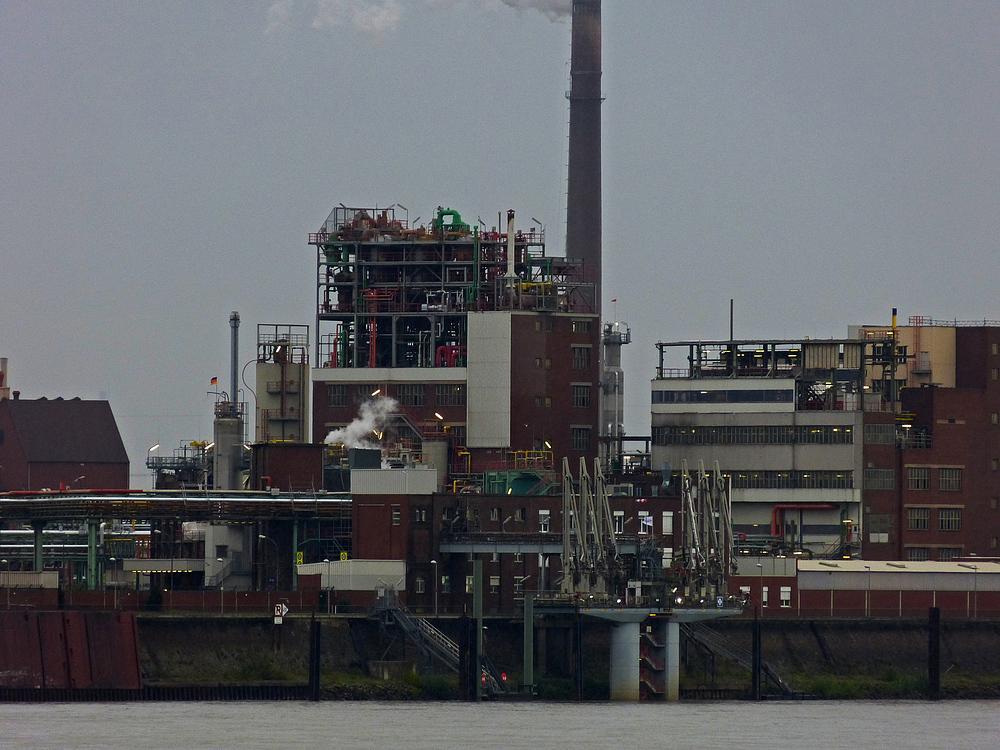 Chemiepark - Bayer, Krefeld - Uerdingen II