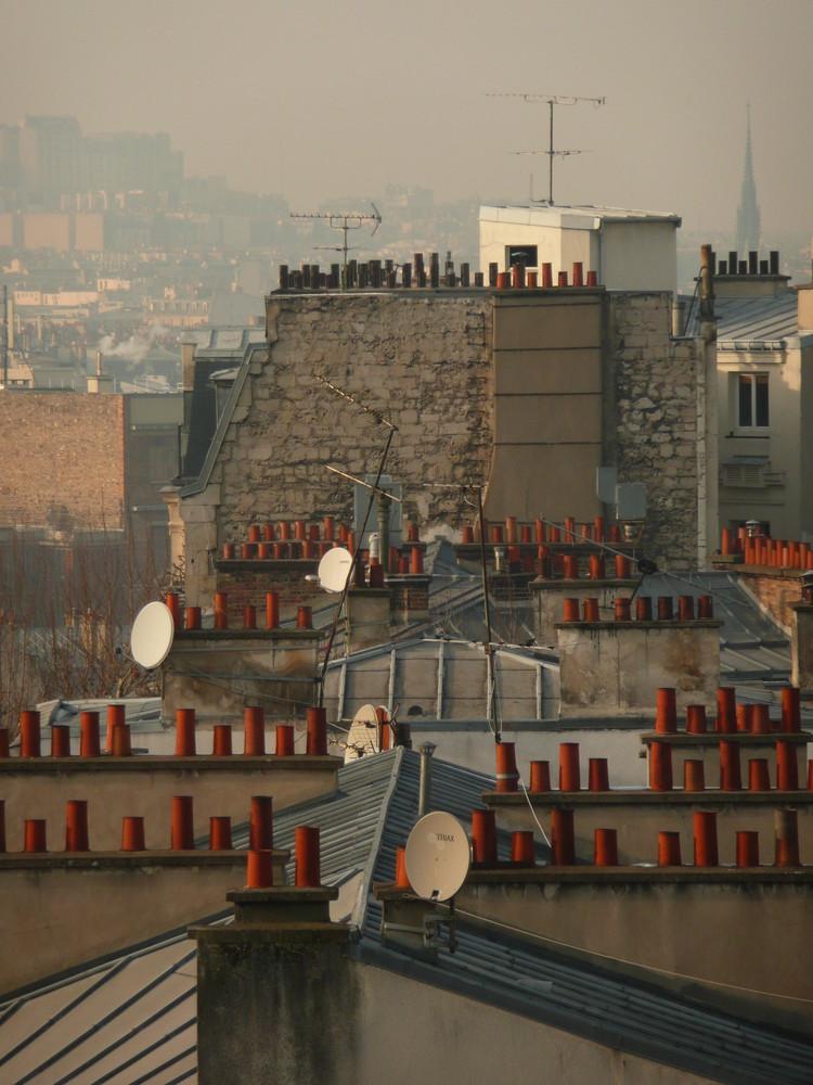 Cheminées Parisiennes