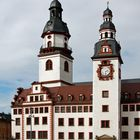 Chemnitz, Altes Rathaus mit Jakobikirche