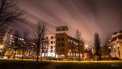 Chemnitz-City bei Nacht...