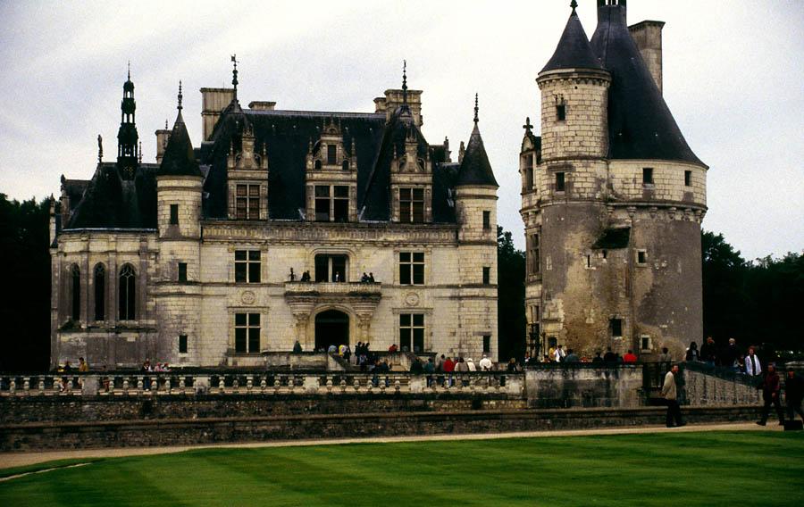 Chenonceaux Schloss
