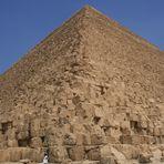 Cheops und sein Wächter - Kairo