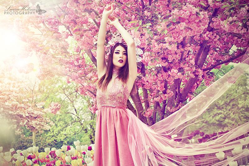 * Cherry Blossom*
