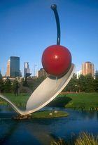 Cherry on Spoon
