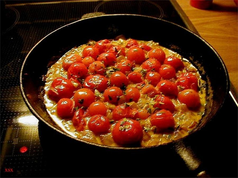 -Cherry -Tomaten-
