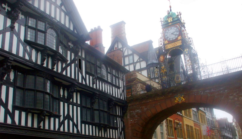 Chester timepiece