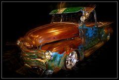 Chevrolet - alter Pickup