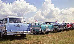 Chevrolet BelAir-Parade