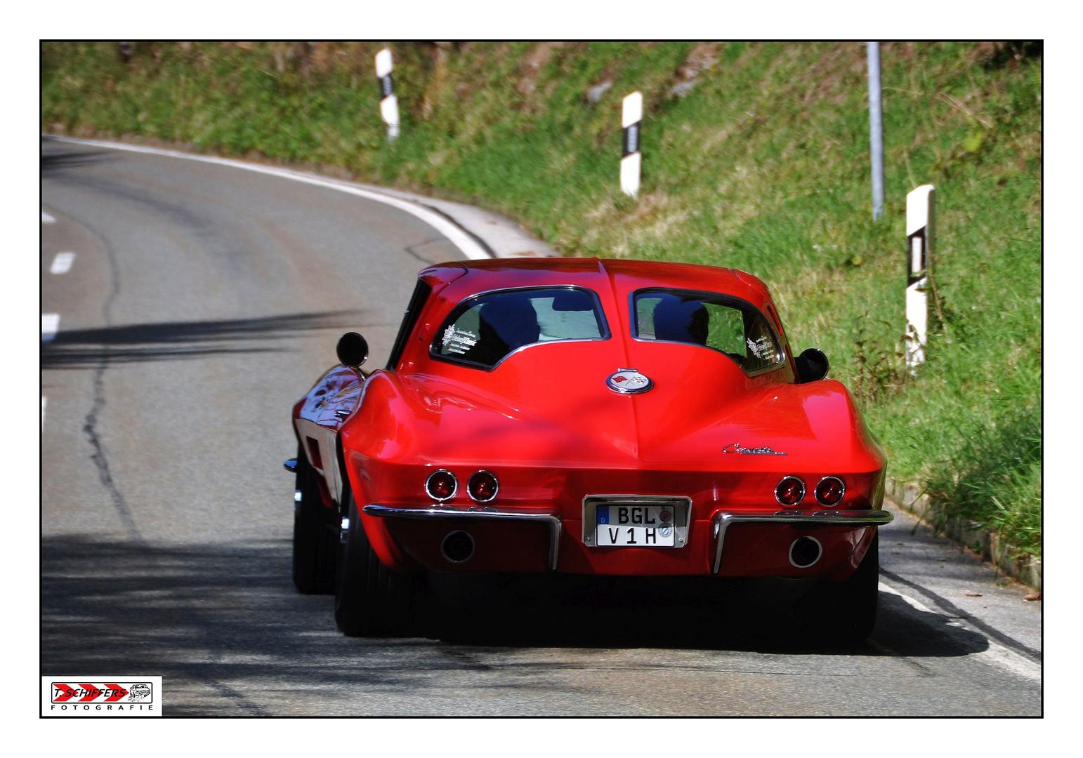 Chevrolet Corvette C 2 Split Window