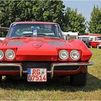 Chevrolet Corvette C2 Sting Ray (1963)