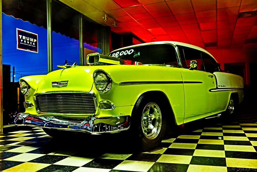 Chevrolet Delray 1955