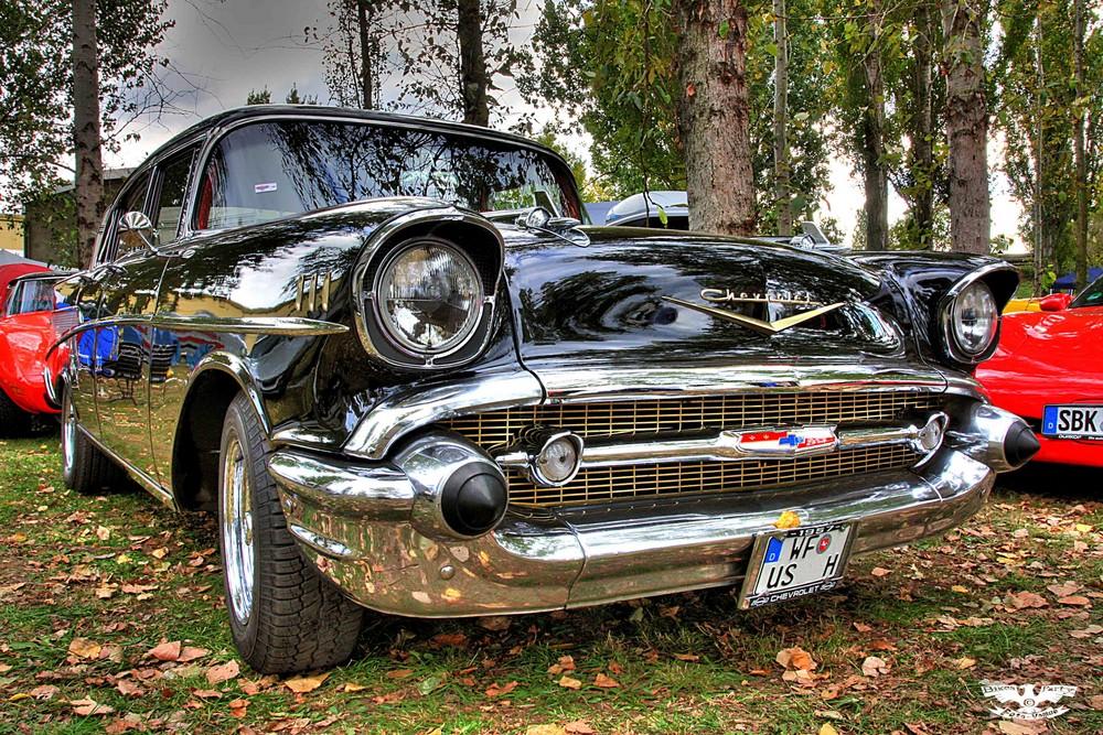 Chevrolet in Black