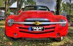Chevrolet in Red