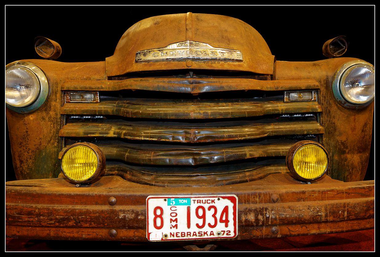 Chevrolet - Kühlergesicht
