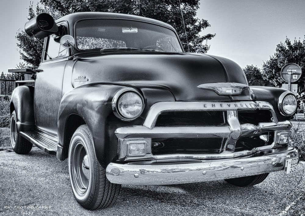 Chevrolet mit Klimaanlage