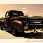 Chevrolet Pick-Up ´52
