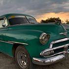 Chevrolet Taxi in Kuba