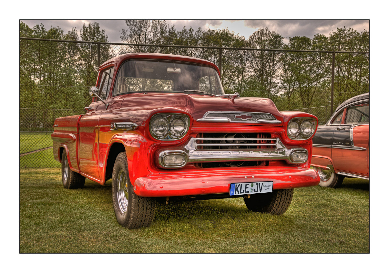 Chevy Apache Pickup