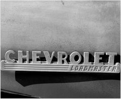 chevy . . .