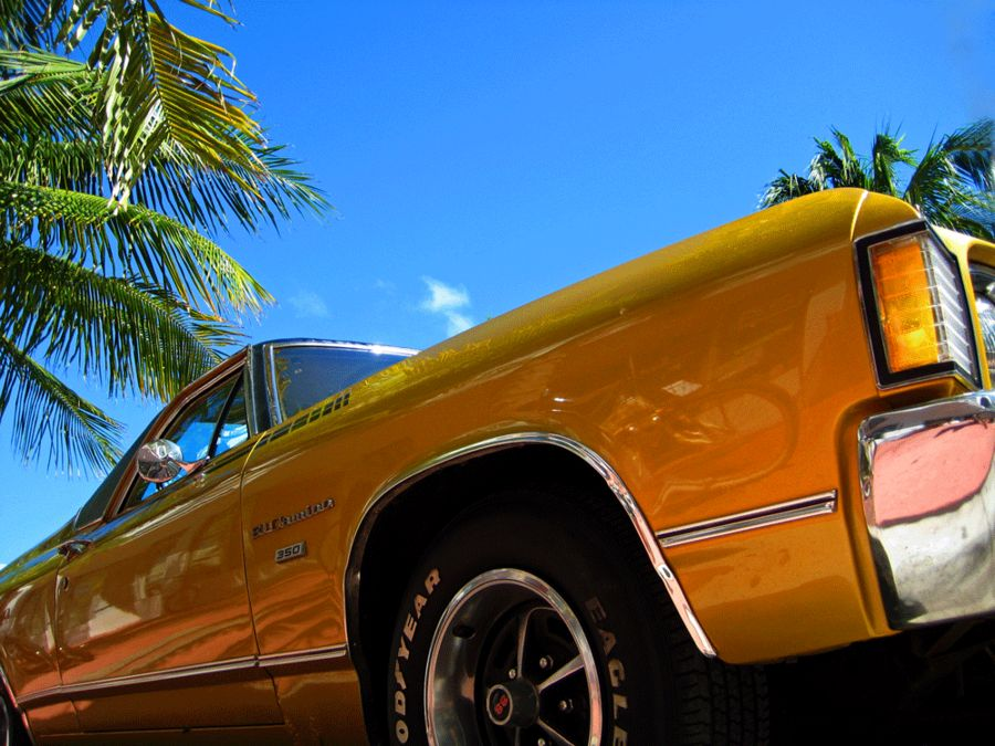 Chevy El Camino