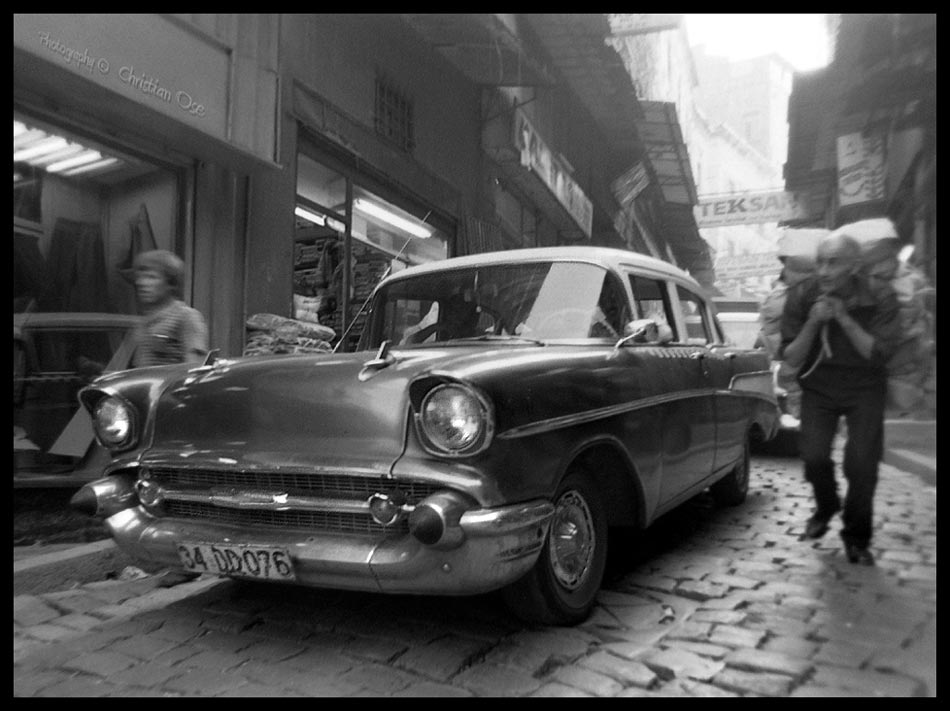 Chevy in Istanbul