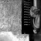 Chi curiusa a cristiana - Che curiosa la signora