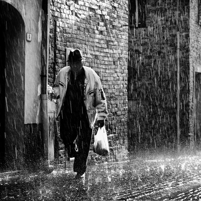 Chi fermerà la pioggia ?