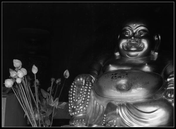 chiang mai - 2005 - lachender buddha