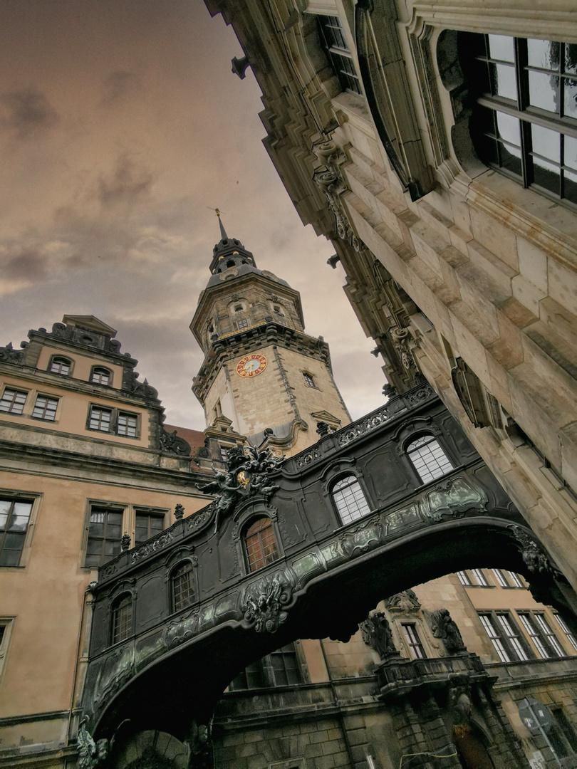 Chiaverigasse in Dresden