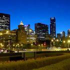 Chicago am Abend 1