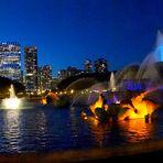 Chicago am Abend 2