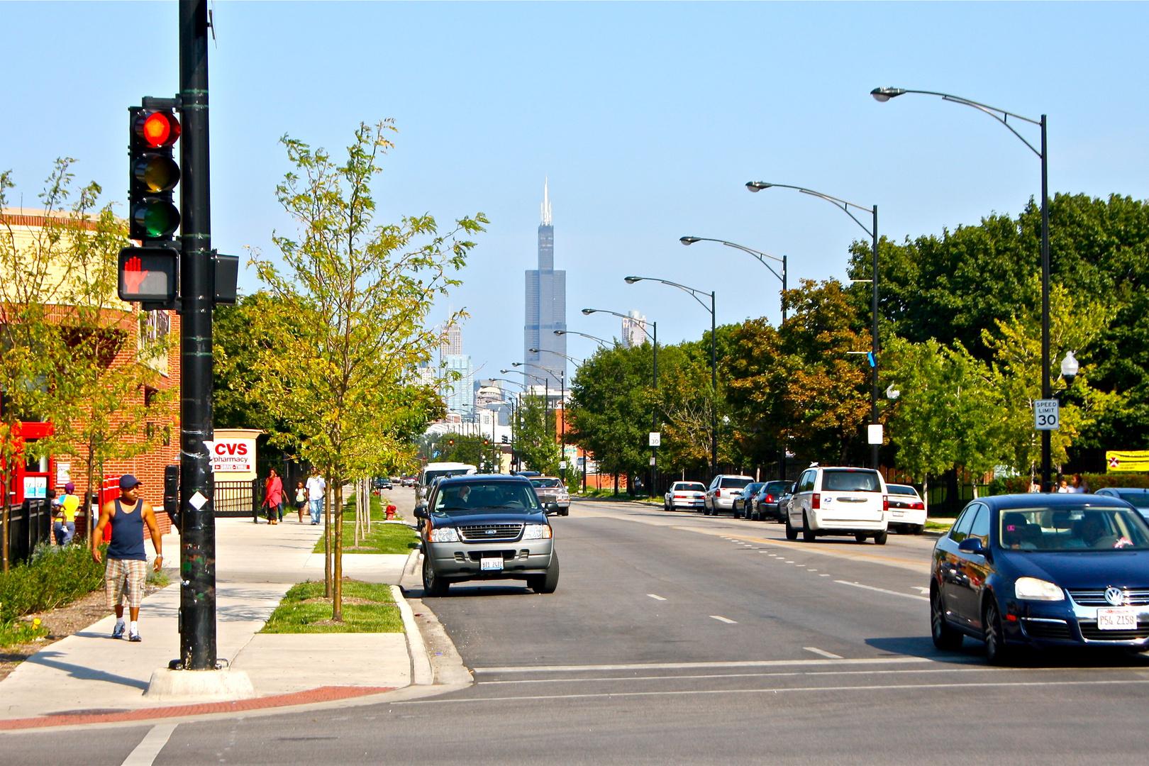 Chicago area
