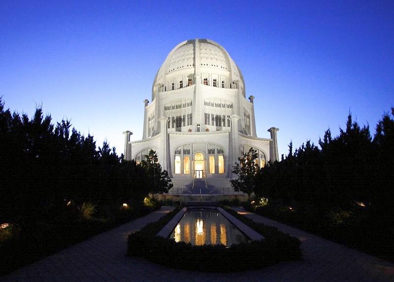 Chicago Bahai Temple