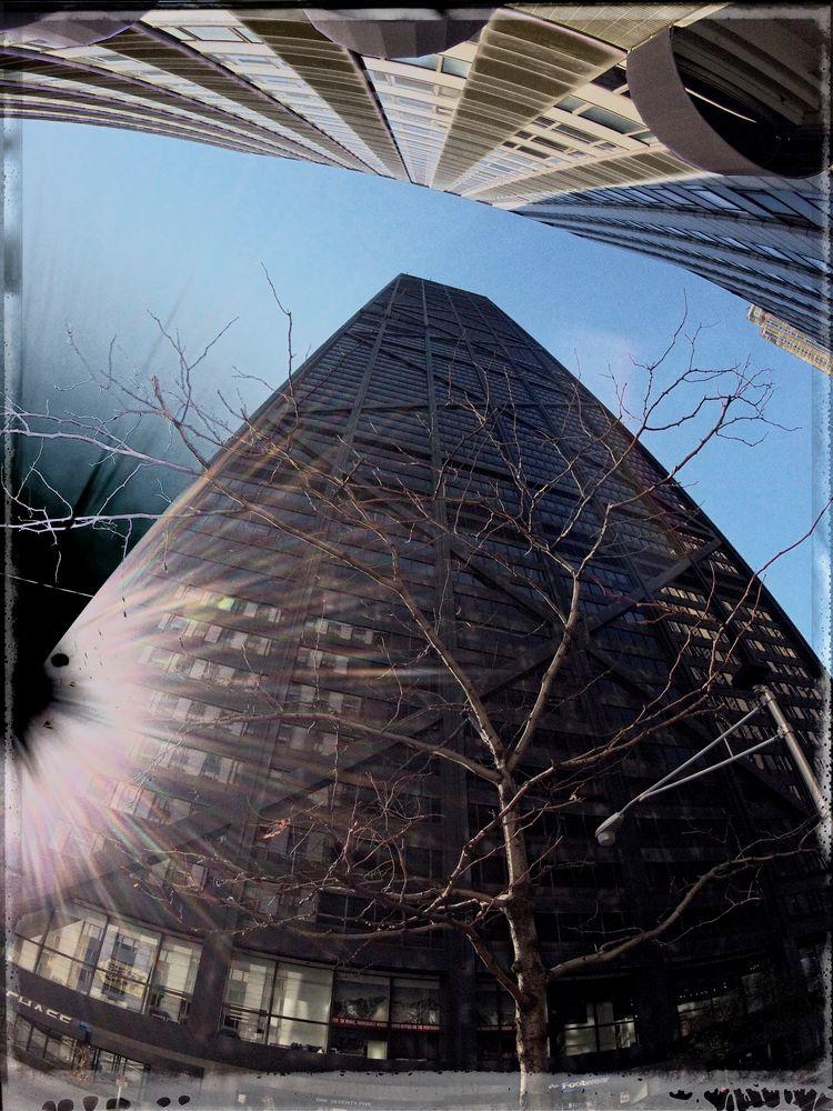 Chicago - Hancock Center
