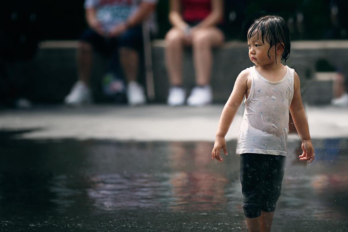Chicago - Millennium Park Fountain