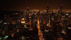 Chicago - Night-View Signature Room