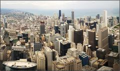 Chicago [panoramic overview]