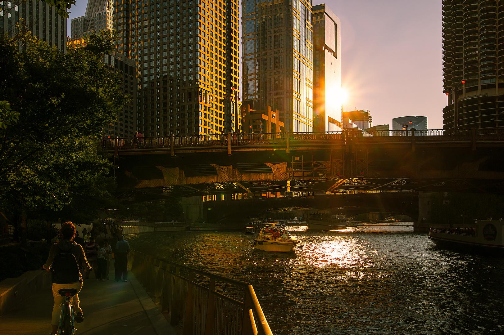 Chicago Riverwalk (02)