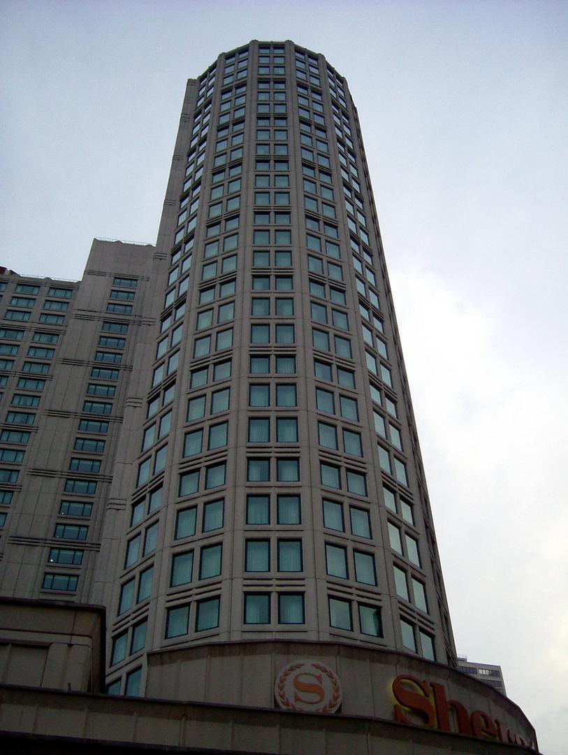 Chicago, Sheraton Hotel, September 2007