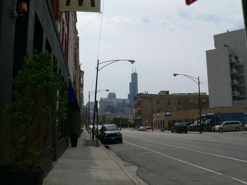 Chicago Skyline 1